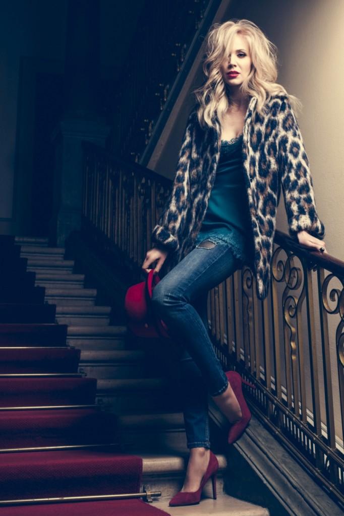 jelena rozga deo glamurozne kampanje