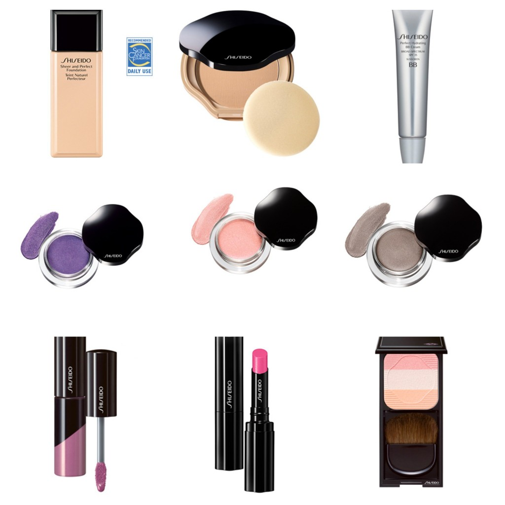 shiseido beauty and cosmetics