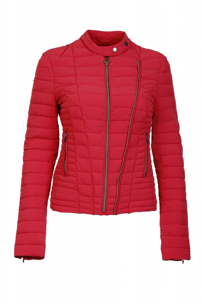 guess crvena jakna