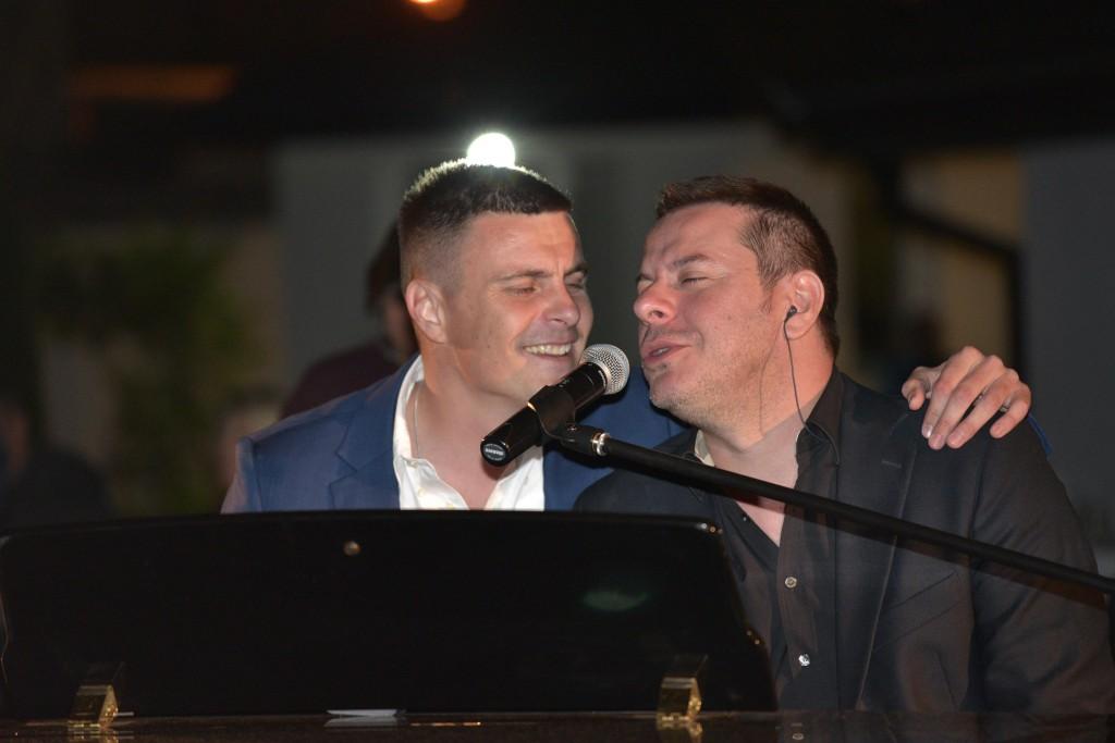 Vlado Georgijev i Vuk Kostić
