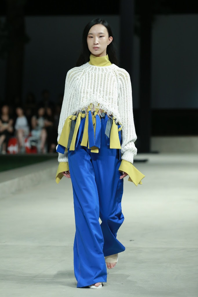 Mode Suisse in Beijing, Monday, 15th May