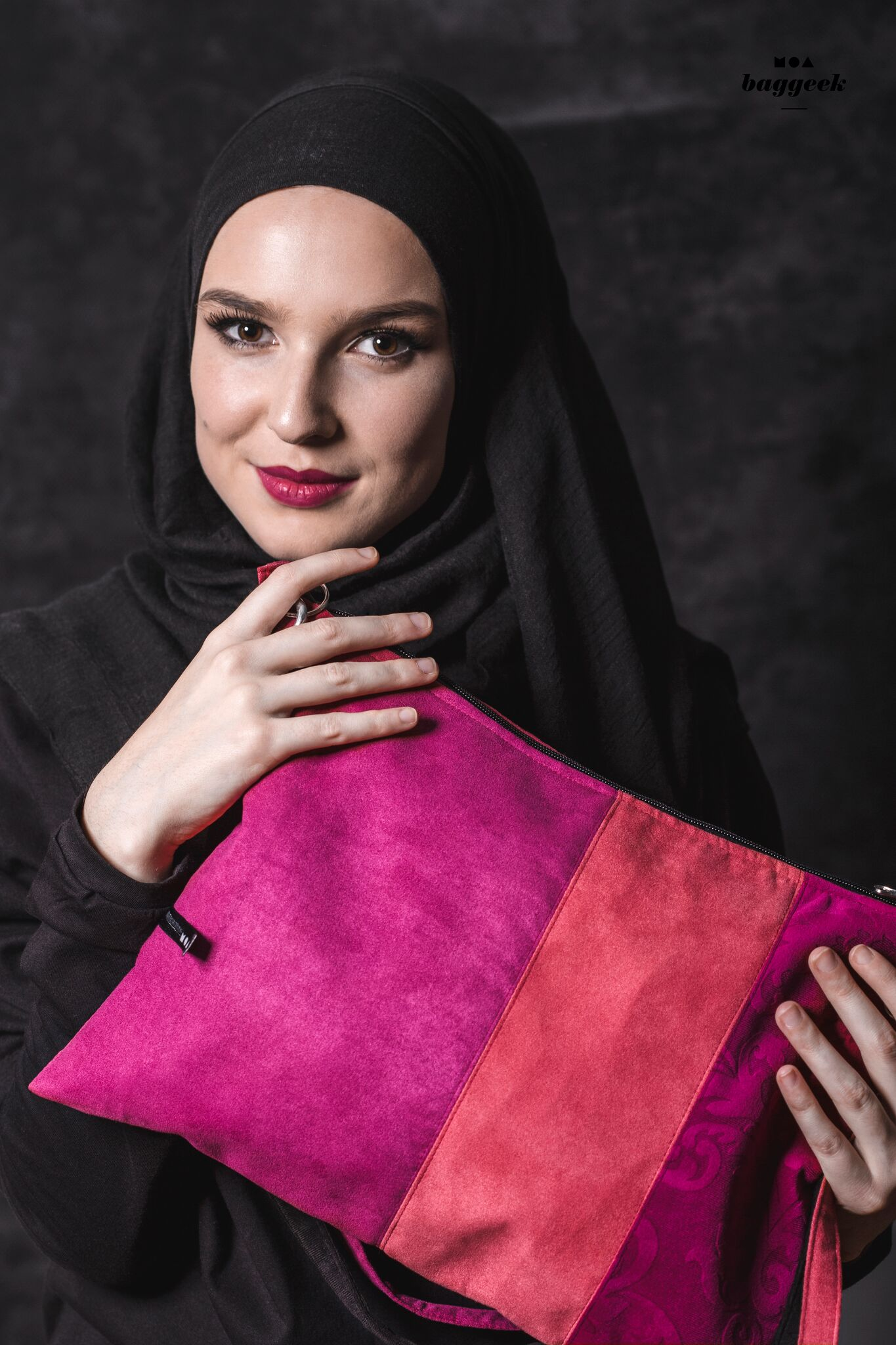 Hana Muratovic – MOA baggeek torbe
