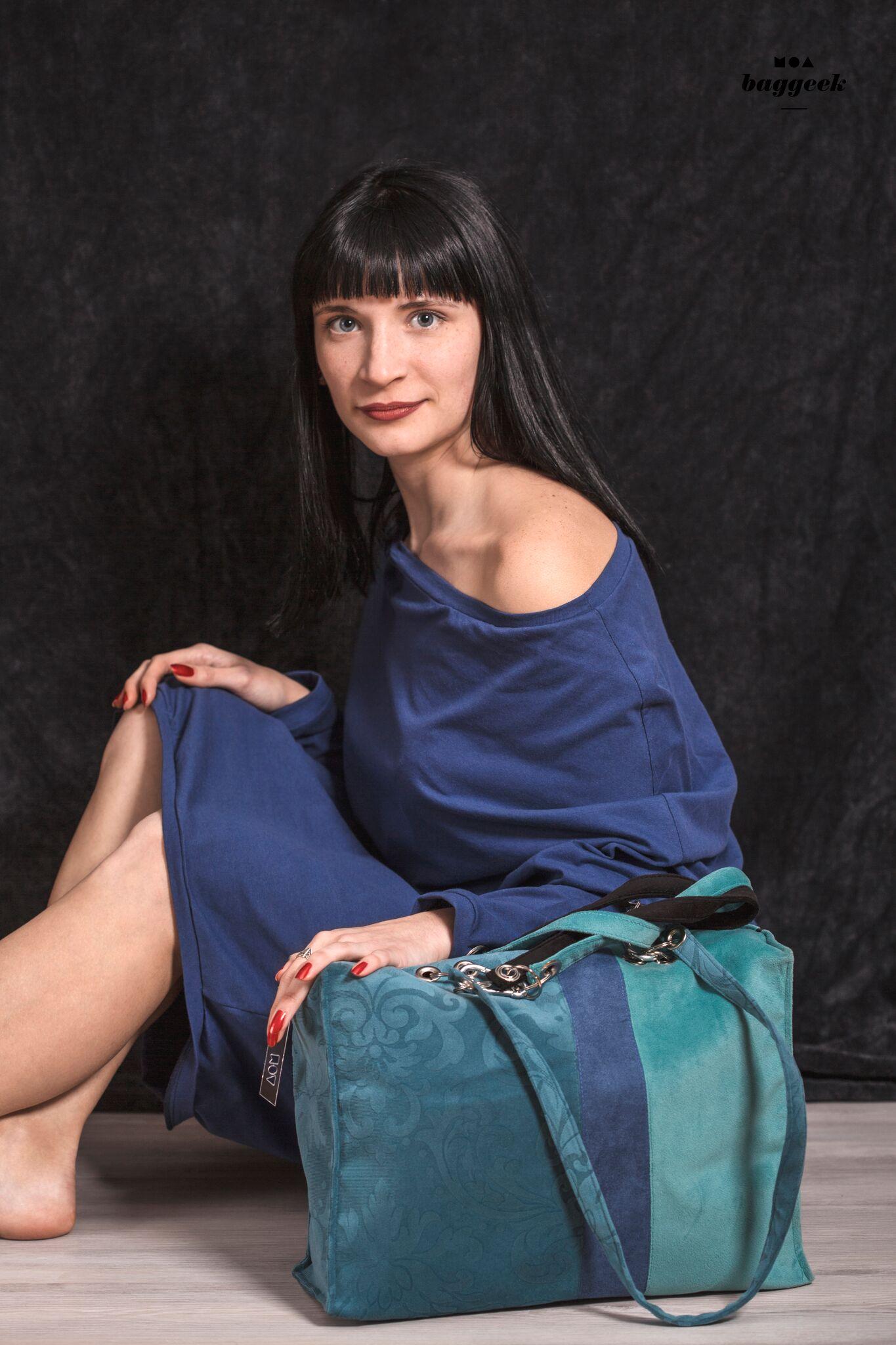 Lamija Hadzic – MOA baggeek torbe