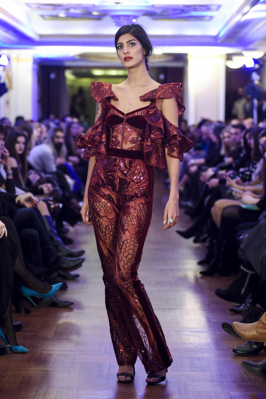 BILJANA TIPSAREVIC Glam Fashion Night
