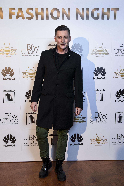 BOŠKO JAKOVLJEVIĆ Glam Fashion Night