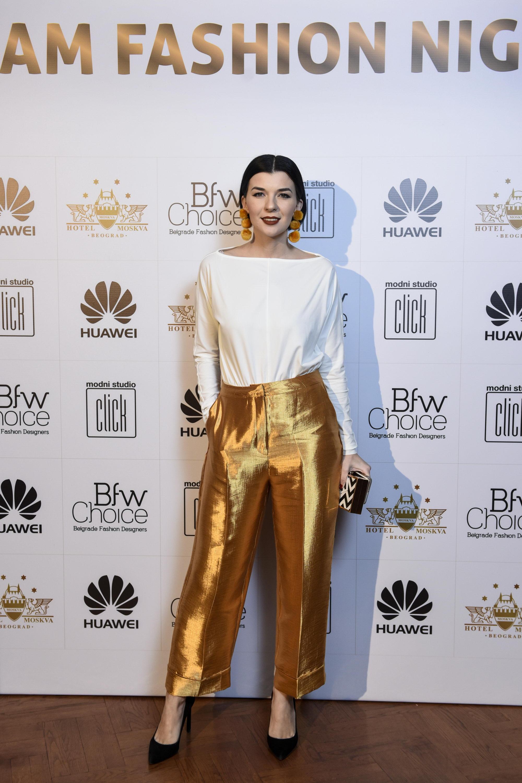 BRANISLAVA ANTOVIĆ Glam Fashion Night
