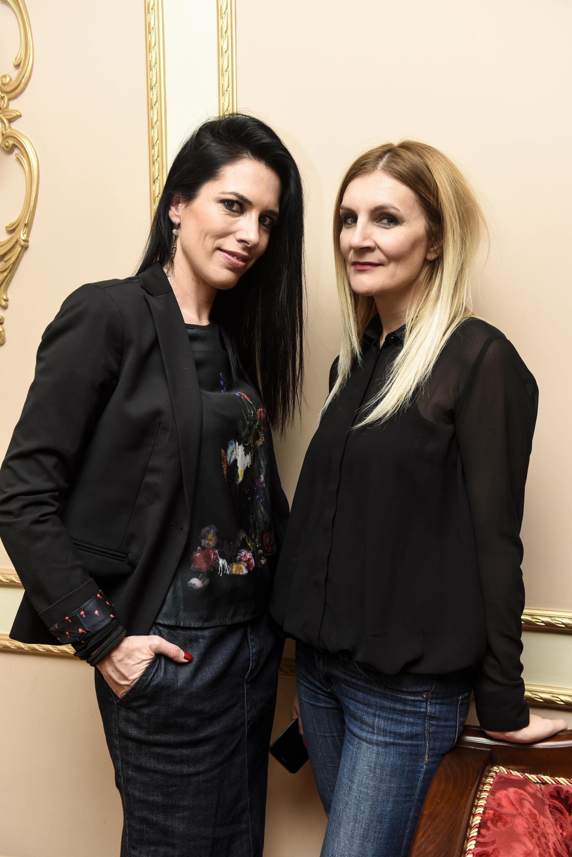 JELENA RAICEVIC I BARBARA GARCEVIC Glam Fashion Night