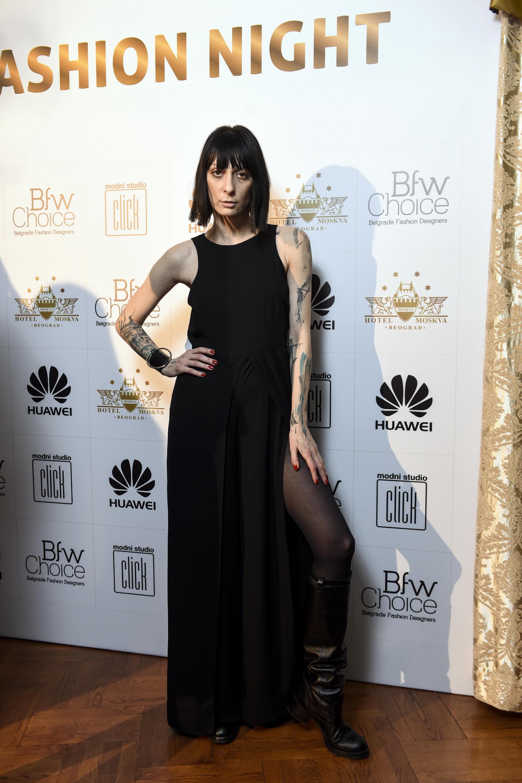 MAJA ATANASIJEVIC Glam Fashion Night