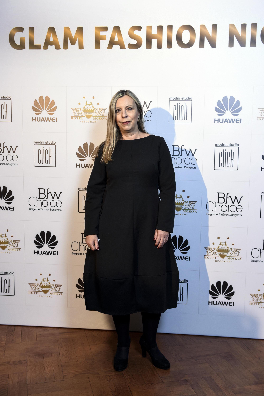 TANJA PETERNEK ALESIC Glam Fashion Night