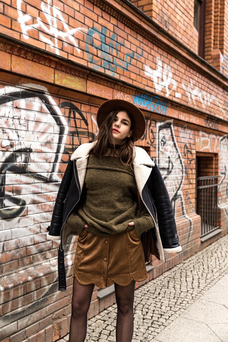 Fashion Story About Swiss Blogger Michèle Krüsi