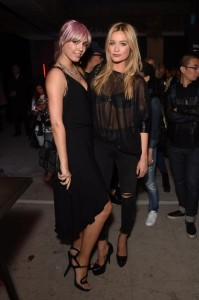 Replay launches Hyper Collection with star-studded event - The Flexibles - Amber La Bon - Laura Whitmore