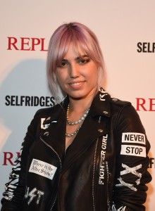 Replay launches Hyper Collection with star-studded event - The Flexibles - Amber Le Bon