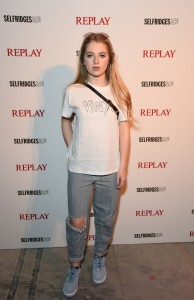 Replay launches Hyper Collection with star-studded event - The Flexibles - Anais Gallagher