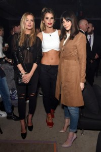 Replay launches Hyper Collection with star-studded event - The Flexibles - Laura Whitmore - Vogue Williams - Liliah Parsons