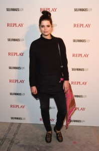 Replay launches Hyper Collection with star-studded event - The Flexibles - Pixie Geldof