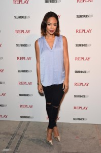 Replay launches Hyper Collection with star-studded event - The Flexibles - Sarah Jane Crawford